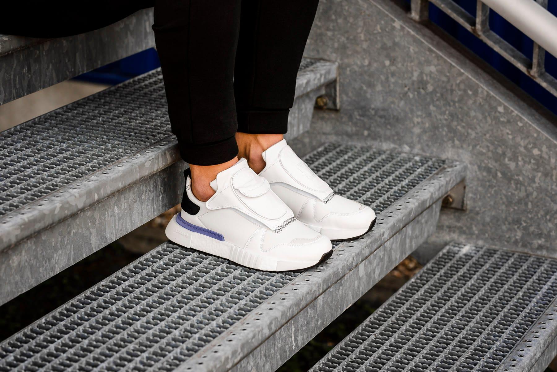 6ff6687036a Adidas Futurepacer Grey One On Feet Adidas Futurepacer Sizing ...
