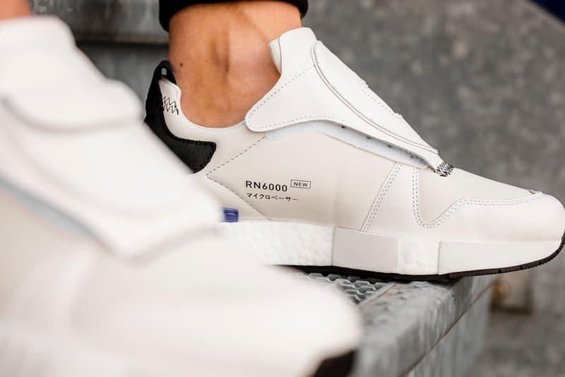 adidas Futurepacer Grey One Footwear White Core Black On Feet june 9 2018 release date info drop sneakers shoes footwear berlin overkill
