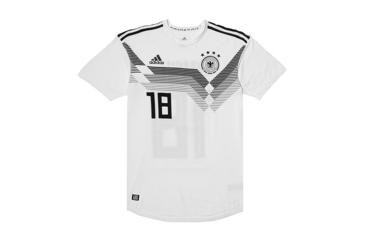 adidas Drops Limited-Edition Germany Home Kit Made With Primeknit ee4451f0bc630
