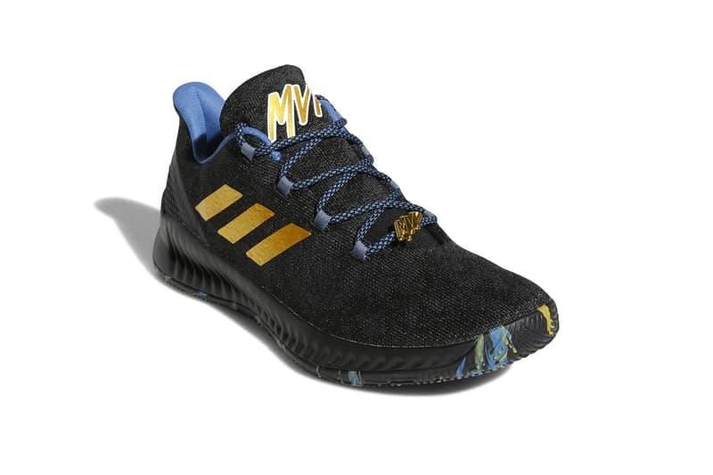 adidas james harden BTE X MVP 2018 sneaker release date