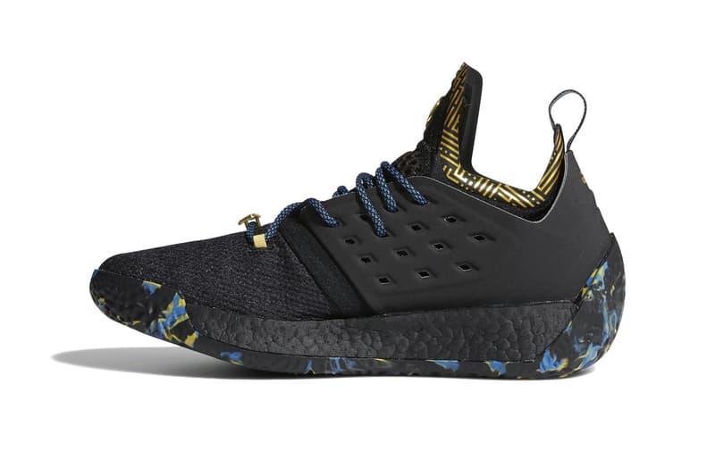 7ece6f9e70ea adidas james harden vol. 2 MVP 2018 sneaker release date