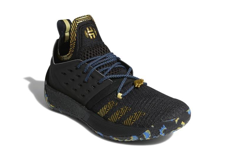 adidas james harden vol. 2 MVP 2018 sneaker release date