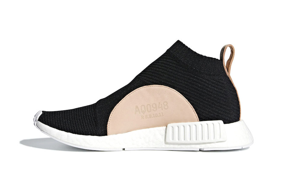 """adidas Unveils New NMD CS1 Lux In """"Core"""