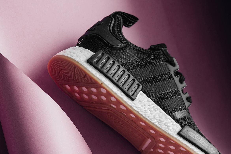 Adidas Drops Nmd R1 In Black Gum Hypebeast