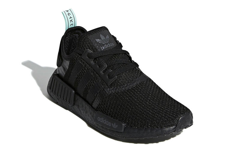 adidas NMD R1 tiffany release date 2018 july footwear sneakers shoes black info drop