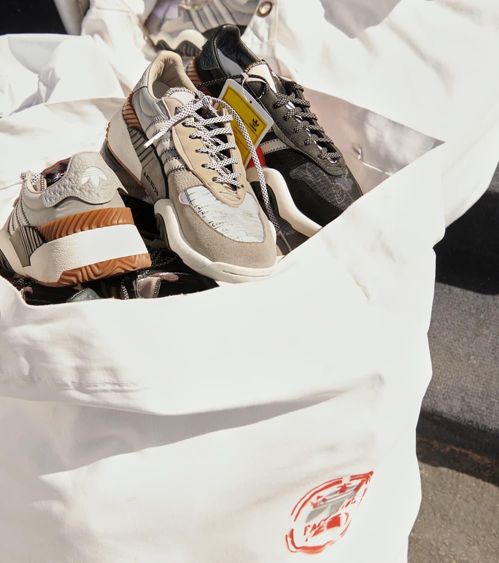adidas Originals Alexander Wang Season 3 Drop 3 june 2018 release date info drop