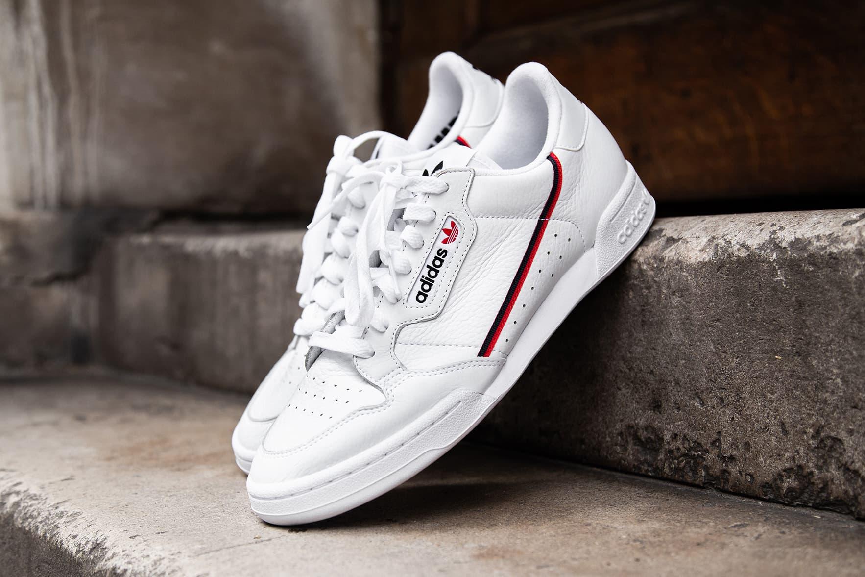 Adidas Originals Continental 80 Closer Look Hypebeast