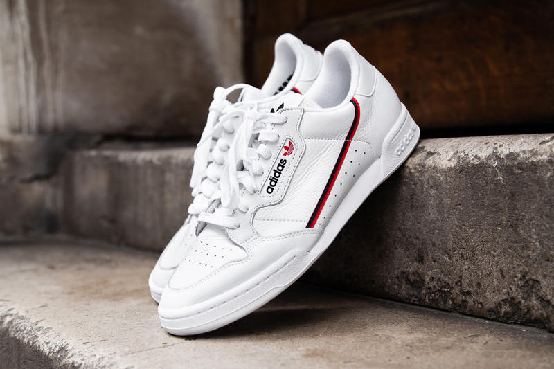 adidas Originals Continental 80 Closer Look Kicks Shoes Sneakers Trainers Available Purchase Cop Thursday 19 June  Release Date Information Details YEEZY Powerphase YUNG-1 YUNG Series White Blue Navy