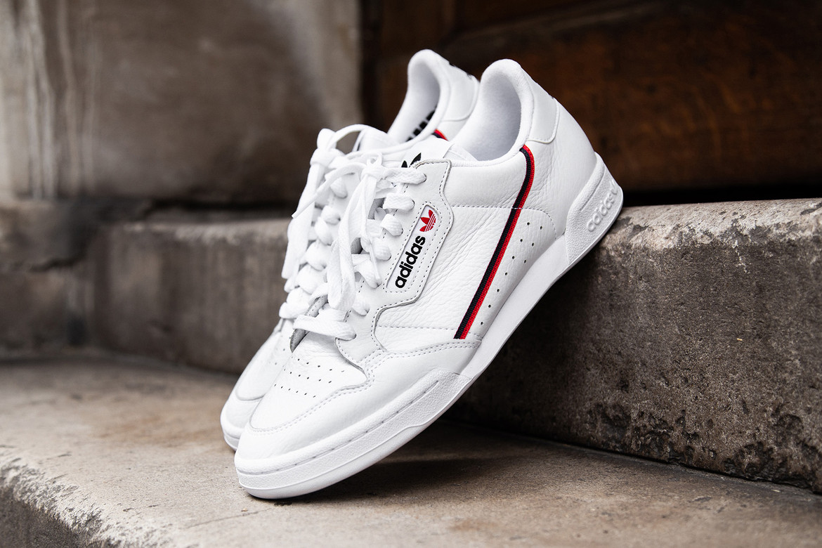 Estéril el fin Oferta de trabajo  adidas Originals Continental 80 Closer Look | HYPEBEAST