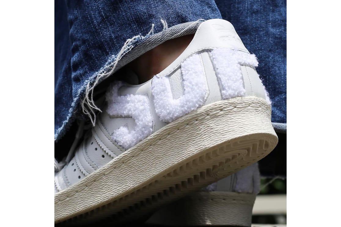 adidas Originals Superstar 80s \'Varsity