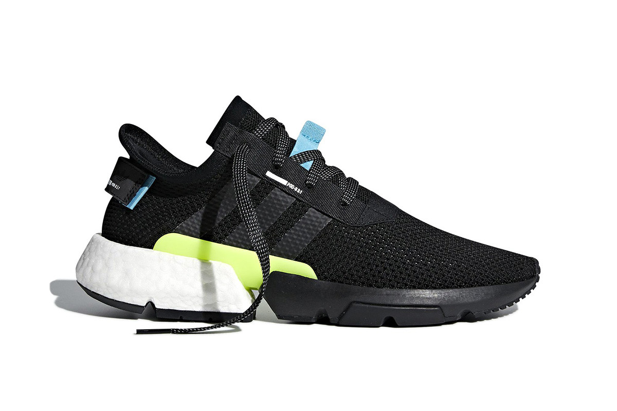 adidas P.O.D. S3.1 Releases This Month