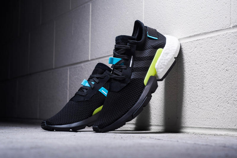 "adidas POD-S3.1 ""Black/Volt"""
