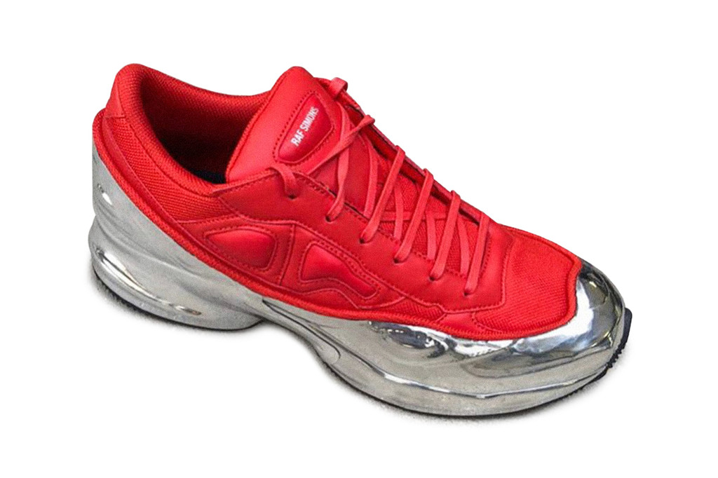 A Better Look at the Silver-Dipped adidas by Raf Simons Ozweego f43a9249681f