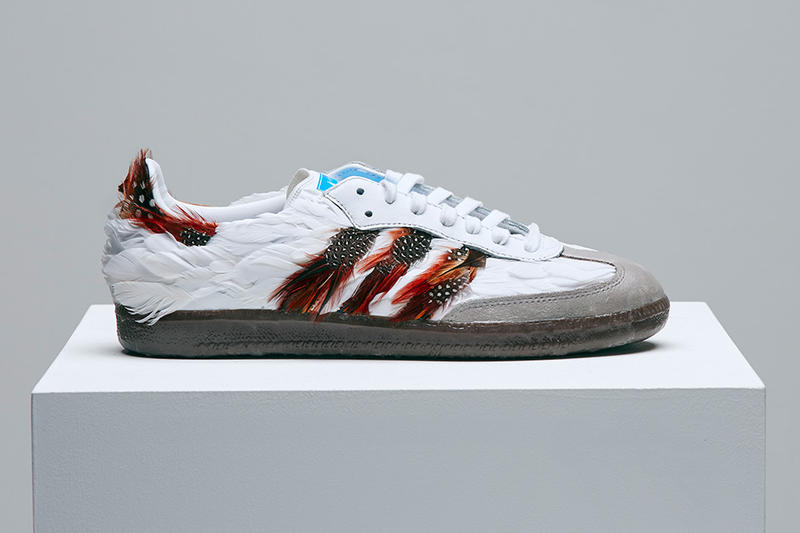 274420f5949 adidas Originals Samba Pride Celebrity Designs ebay auction july 3 2018 release  date info drop