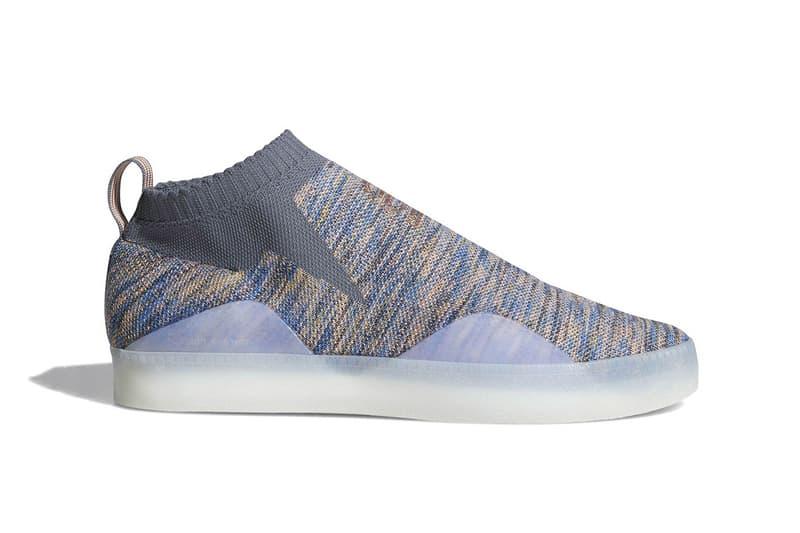 adidas Skateboarding 3ST.002 Multicolor Primeknit sock shoe footwear sneaker first look official images