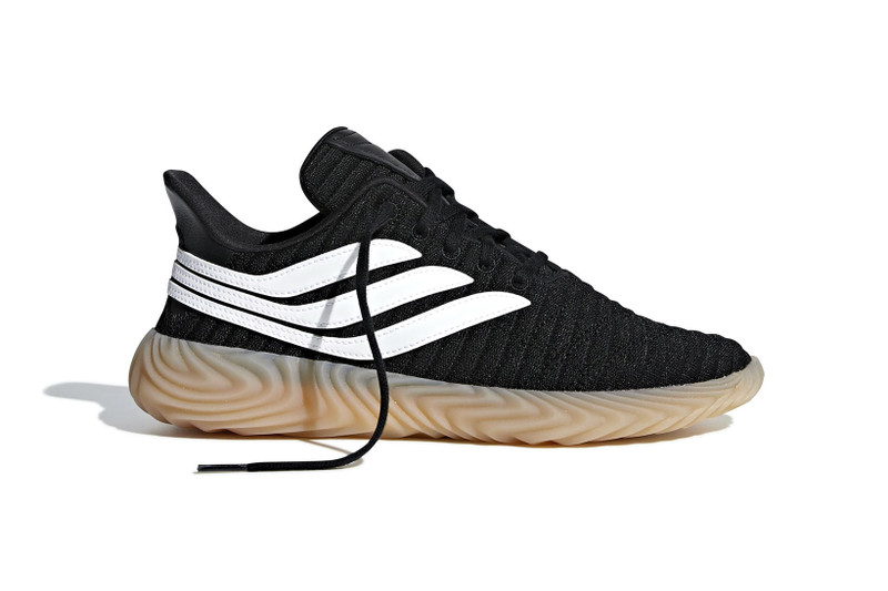 new style a097e 1f2bb adidas has revealed plans for a new soccer-inspired silhouette known as the  Sobakov. The styles introductory release is marked by a straightforward  black ...