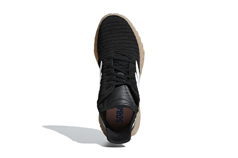 adidas Sobakov Black White Gum july 2018 release date info drop sneakers shoes footwear soccer football