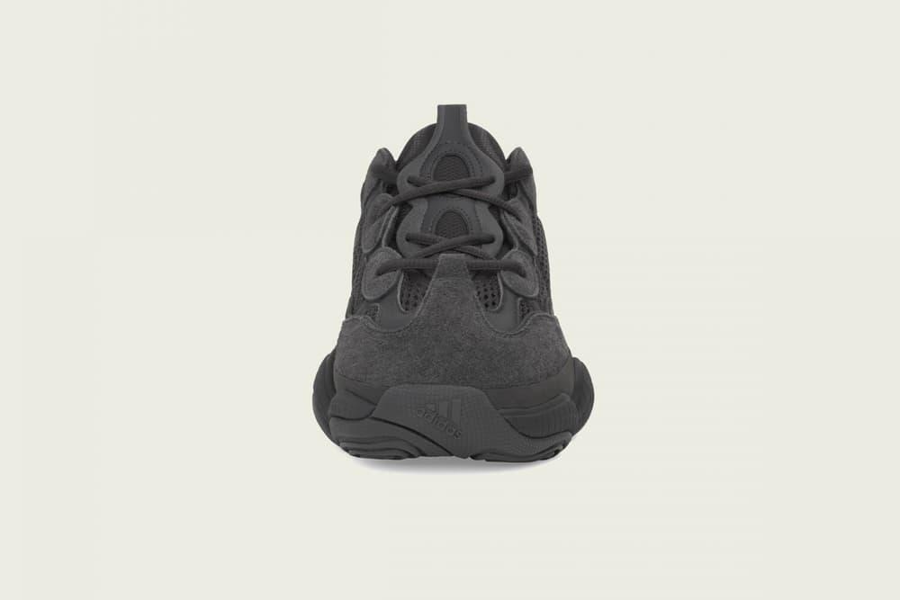 adidas yeezy 500 utility black release info footwear kanye west 2018 july