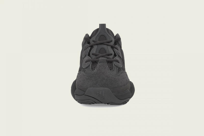 adidas yeezy 500 utility black release info footwear kanye west 2018 july