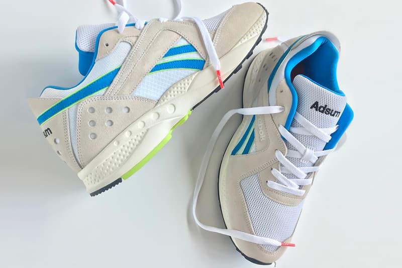 Reebok Adsum Pyro Runner spring summer 2019 sneakers footwear