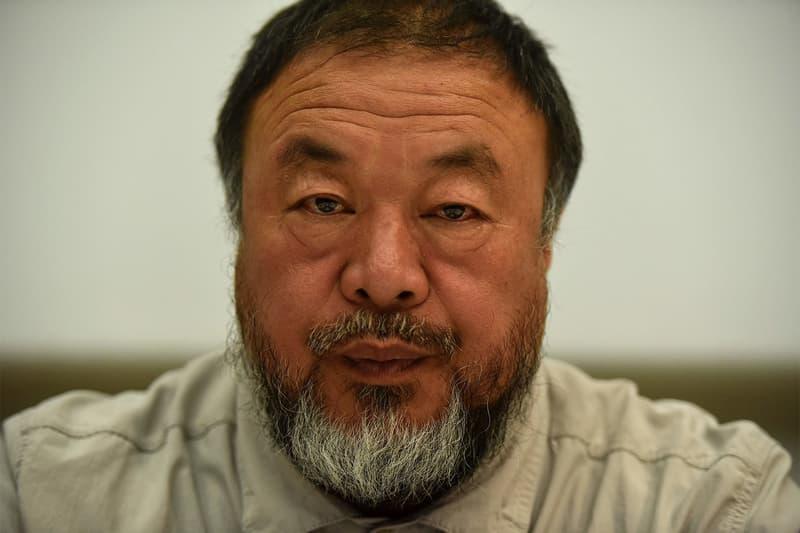 Ai Weiwei Fan Tan Exhibition Mucem france june 20 november 12 2018