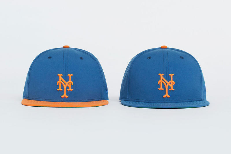 Aime Leon Dore New Era Nylon New York Mets Fitted hats june 15 2018 release date info drop collaboration