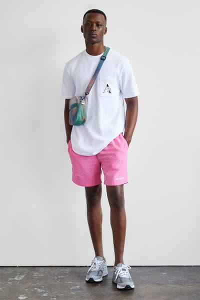 Aimé Leon Dore Summer 2018 Capsule Collection 2018 june fashion