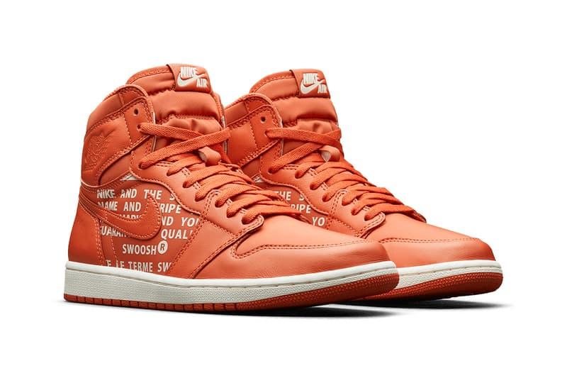 "Air Jordan 1 High OG ""Nike Air"" Pack"