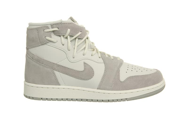"""Air Jordan 1 Rebel """"Moon Particle Phantom"""" release price sneakers jordan brand nike"""