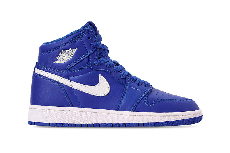 b43d23bac290 Air Jordan 1 Retro High OG He Got Game Official Look Hyper Royal Blue sail  colorway