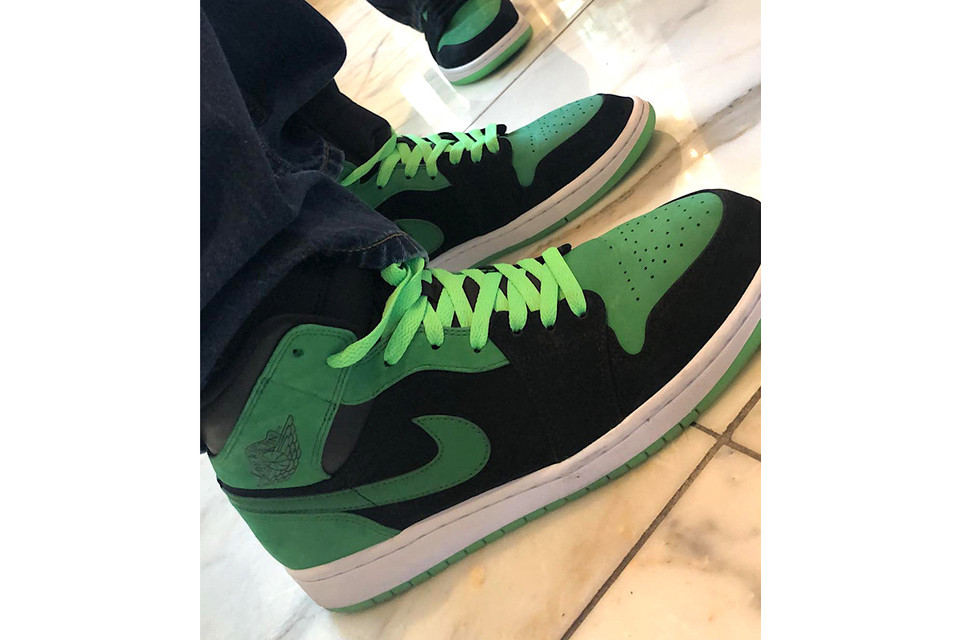 105e5be078e268 Microsoft Xbox x Air Jordan 1 First Look at E3
