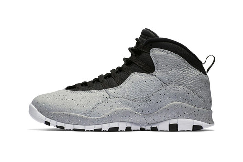 "Air Jordan 10 Retro ""Light Smoke"""