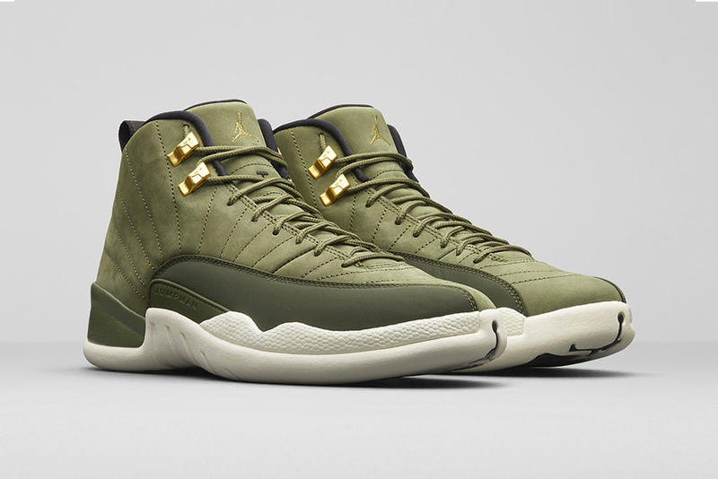 61e5b92bfad Jordan Brand Air Jordan 12 Class of 2003 chris paul West Forsyth High  School release info