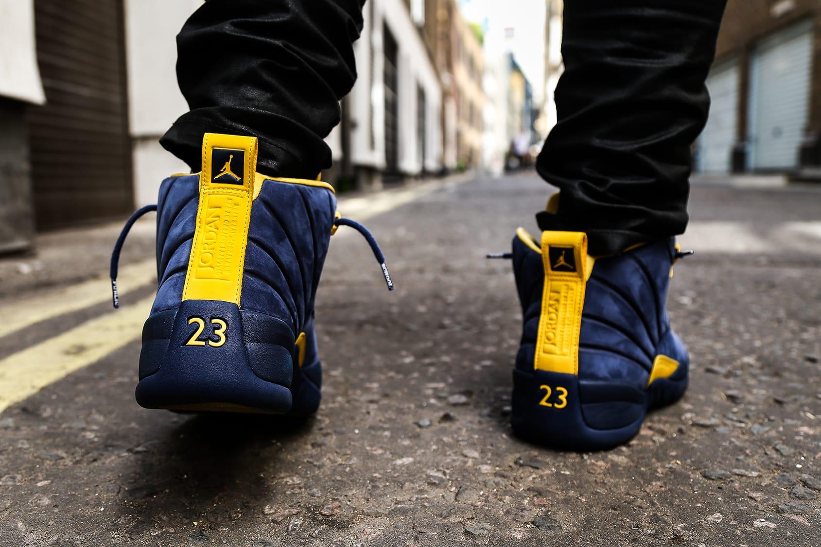 Air Jordan 12 x PSNY \