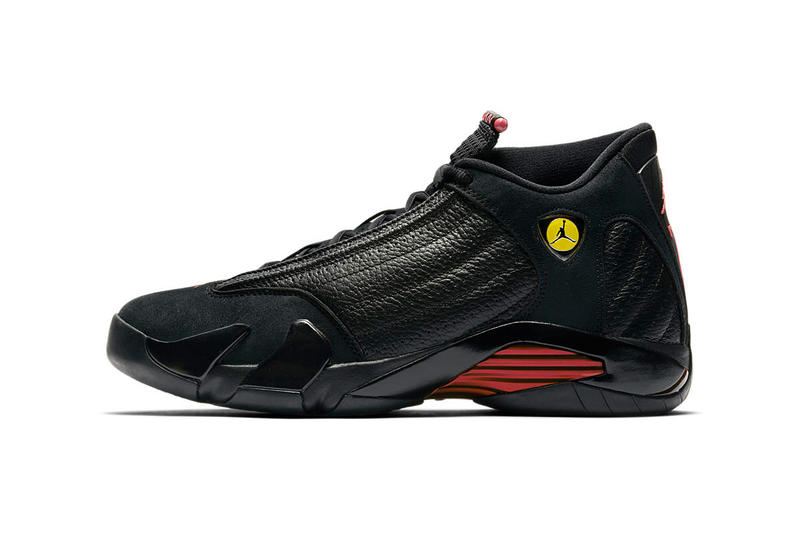 "Air Jordan 14 ""Last Shot"" release date black red michael jordan jordan brand 2018 june"