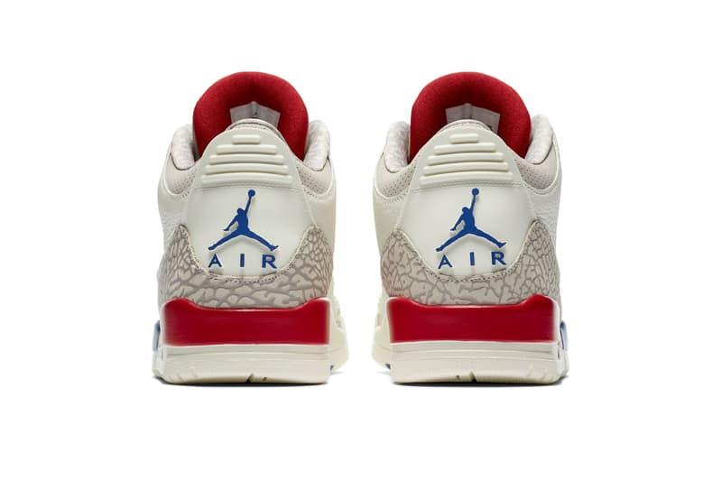 "Air Jordan 3 retro ""International Flight"" Release Date info 2018 purchase sneaker los angeles special edition"