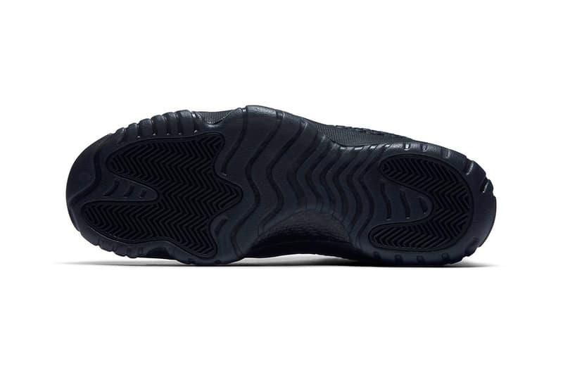 Air Jordan Future Triple Black jordan brand release info sneakers footwear