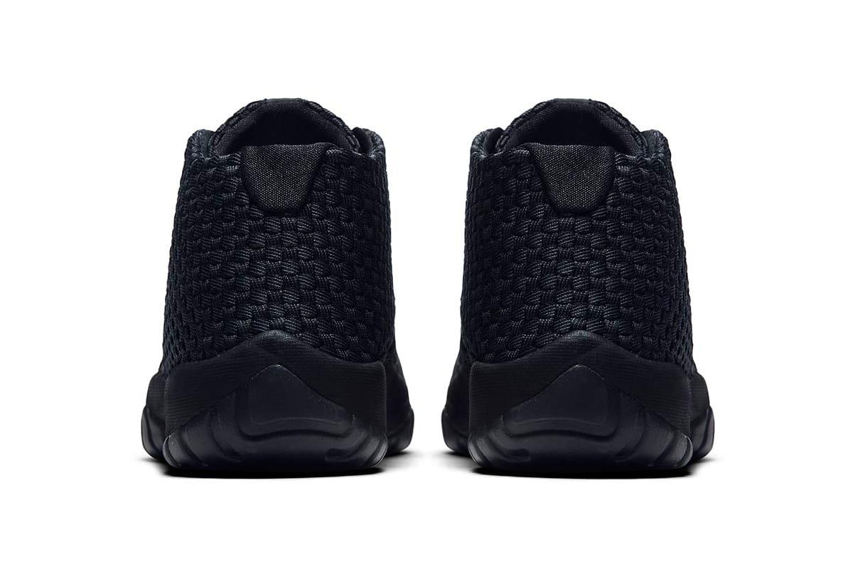 jordan future all black