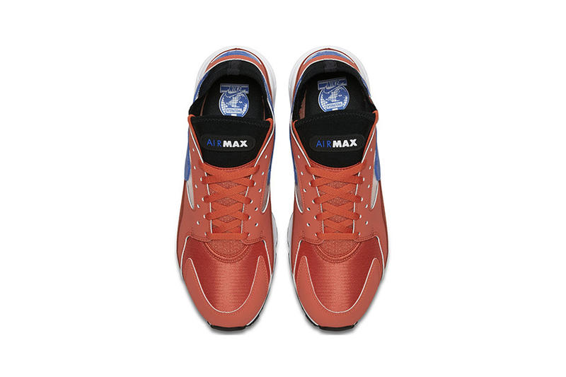 nike air max 93 Vintage Coral Obsidian drop release info closer look summer 2018 colorways