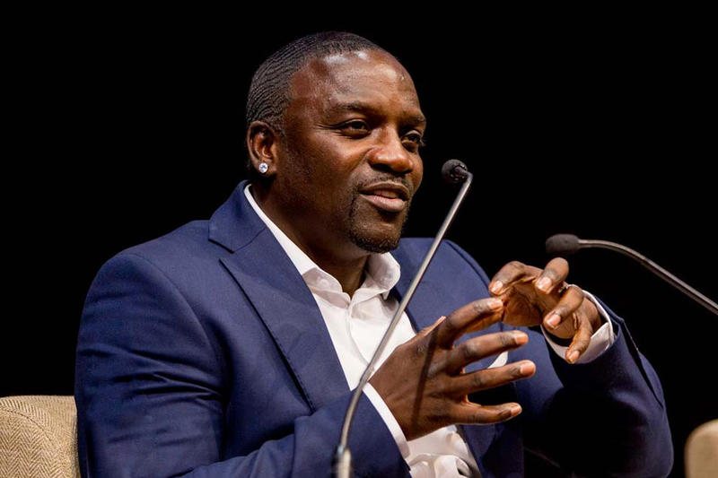 Akon Launches Akoin Cryptocurrency bitcoin africa blockchain