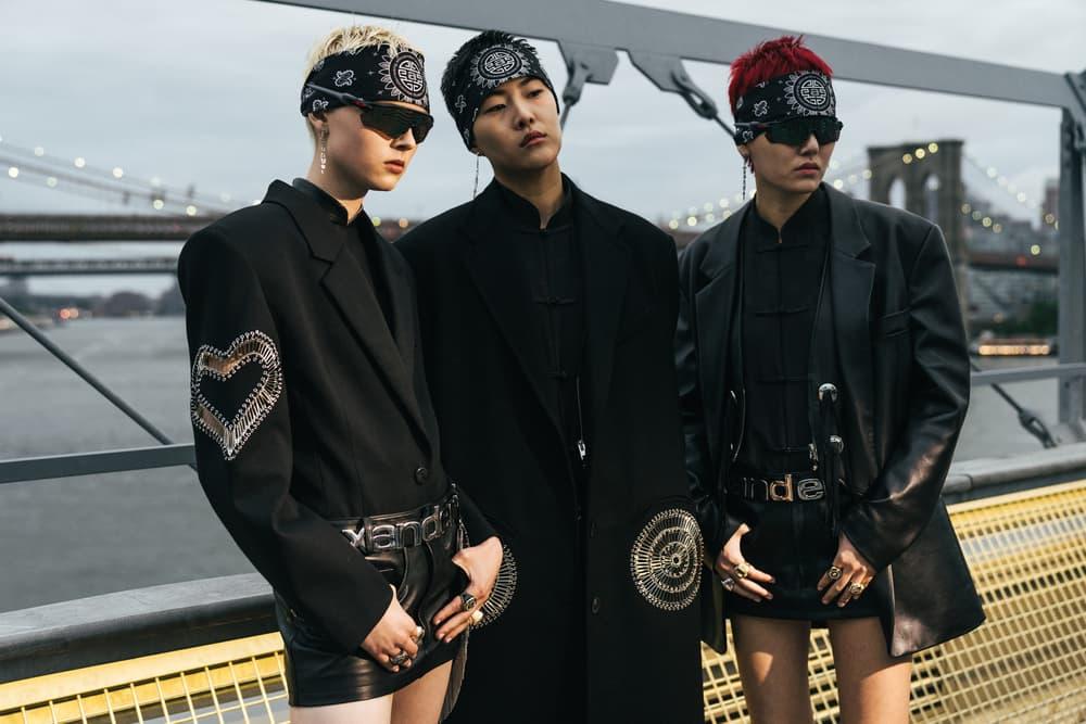 Alexander Wang Collection 1 Runway 2018 NYC #WANGUSA behind the scenes pier 19 Spring summer 2019 manhattan new york fashion week bella hadid