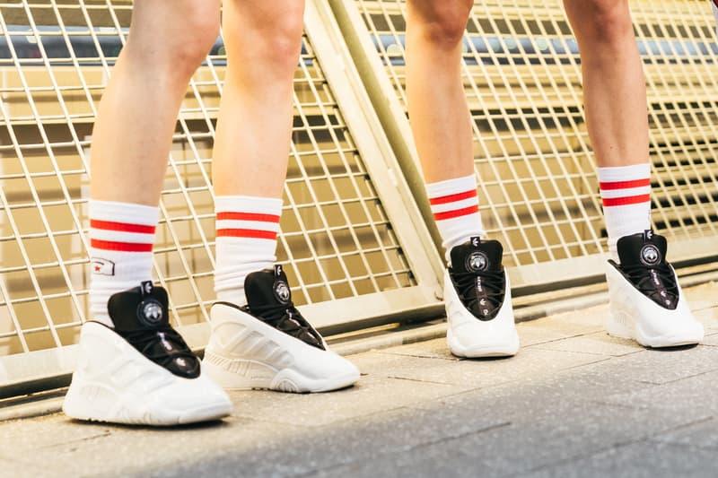 Alexander Wang Collection 1 adidas sneakers footwear