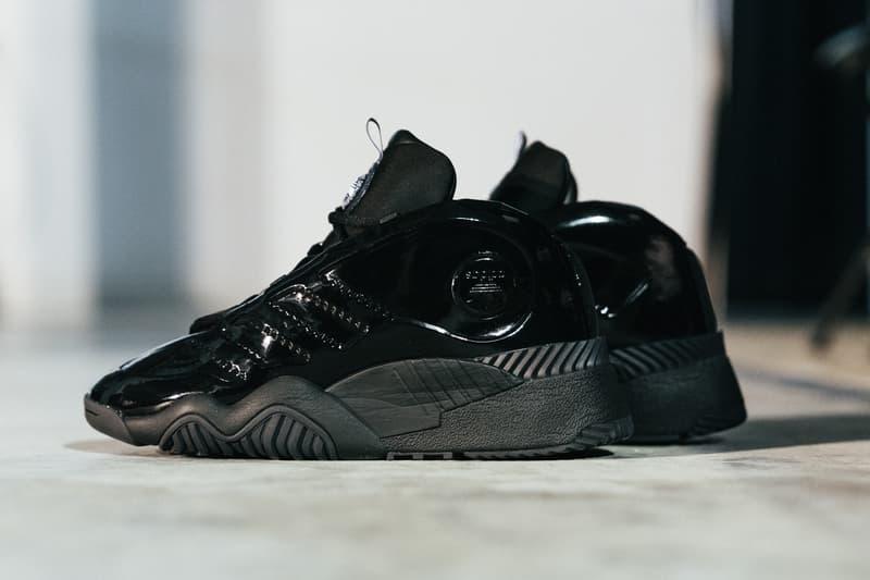 Alexander Wang Collection 1 adidas crazy 97 sneaker black