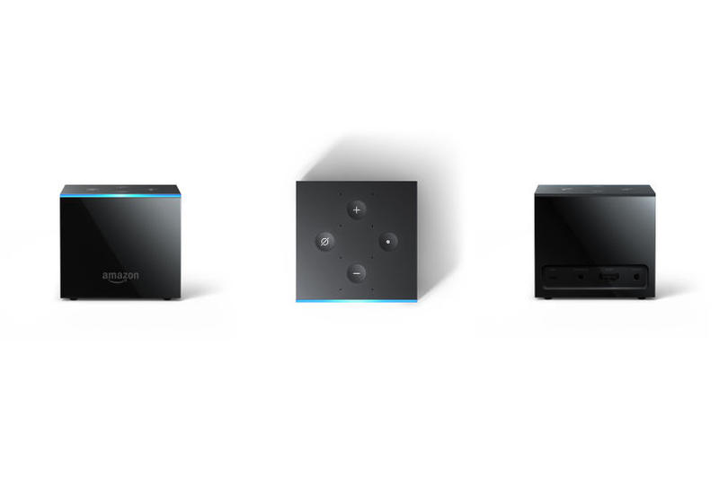 Amazon Fire TV Cube 4k hd alexa echo Prime dot