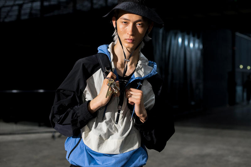 AMI spring summer 2019 collection backstage alexandre mattiussi mens womens paris fashion week