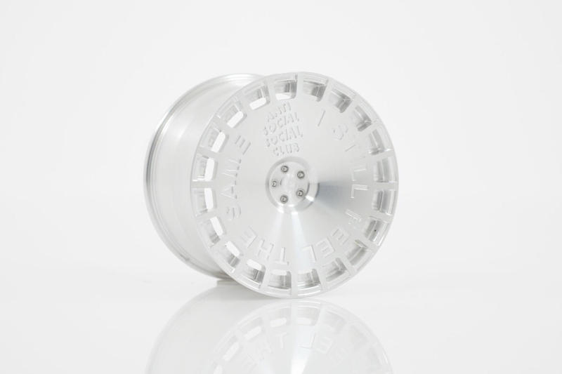 Anti Social Social Club Rotiform Mini Wheel Rims collaboration june 15 release date info drop