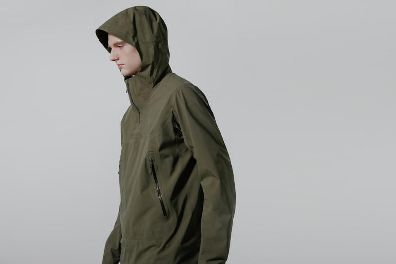 Arc'teryx Veilance fashion style menswear apparel clothing jackets outerwear