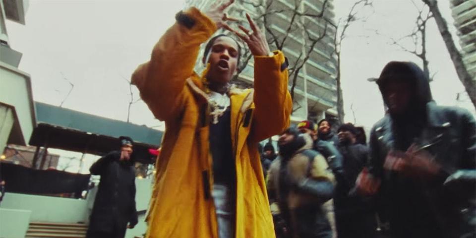 A$AP Rocky's