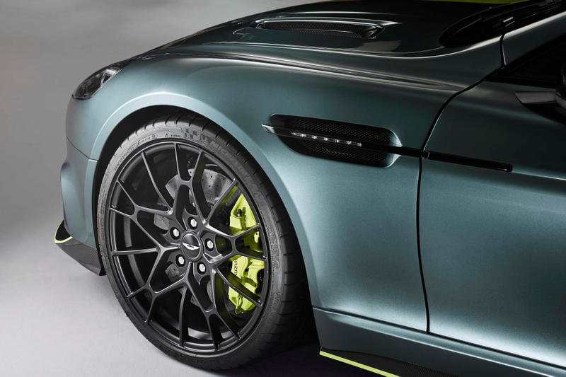 Aston Martin Rapide AMR Sedan cars vehicles automotive 4 door