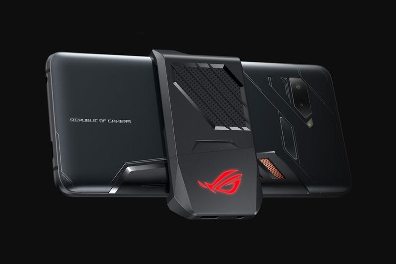 ASUS ROG Republic of Gamers Phone Android Cellphone Computex 2018 Taipei Taiwan Qualcomm Snapdragon Kyro Adreno Gaming Mobile Gaming
